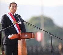 Presidente Martín Vizcarra afirma que su gobierno unirá al país