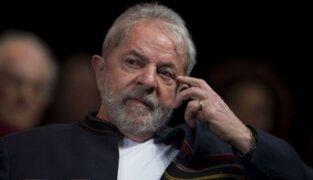 Lula da Silva presenta recurso ante la ONU para evitar ingresar a prisión