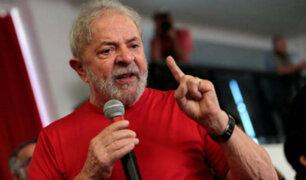 Brasil: PT confirmó candidatura de Lula