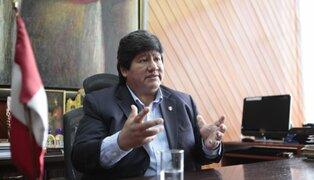 Fiscalía pide 26 años de prisión para Edwin Oviedo por homicidio