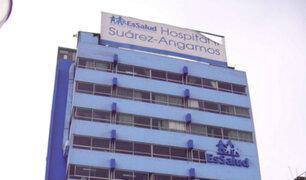 Miraflores: mujer da a luz en pasillo de hospital Angamos de Essalud
