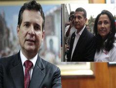 Omar Chehade afirma que Ollanta y Nadine fugarían si TC los libera