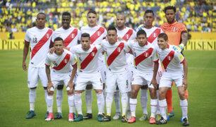 Selección peruana mantiene el puesto 11 del ranking FIFA