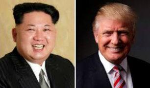 Corea del Norte: Kim Jong-un listo para la desnuclearización de la península