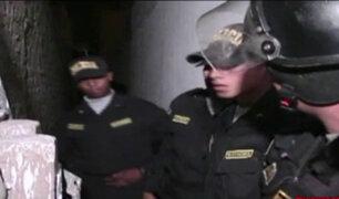 Chincha: policía continua la búsqueda del presunto violador