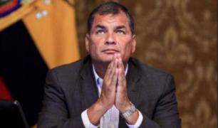 Ecuador: Rafael Correa señalado como responsable penal por mal manejo de la deuda pública