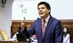 Congresistas se pronuncian sobre supuesto vínculo entre Vergara y narcotraficante