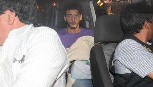 Edu Saettone sale de penal tras sentencia de prisión suspendida