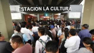 Cerrarán estación La Cultura por Cumbre de las Américas