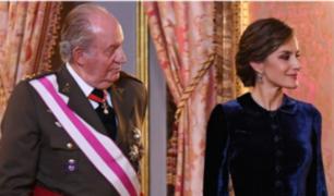 España: sospechan que rey Juan Carlos no dejó que reina Letizia lo visite en hospital