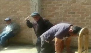 Cajamarca: ronderos prohíben a joven beber alcohol
