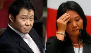 Kenji Fujimori envió irónico mensaje a su hermana Keiko tras ser suspendido
