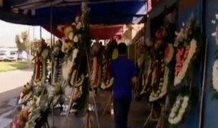 SMP: florerías se han apropiado de las veredas frente a mercado Unicachi