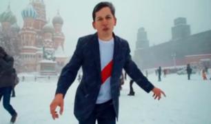 Peruano realiza emotivo videoclip en Rusia dedicado a la Selección Peruana
