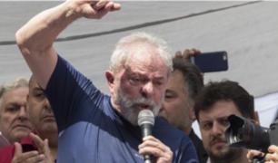 Brasil: Justicia bloquea bienes del Instituto Lula