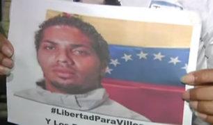 Del Castillo presenta denuncia contra Maduro por peruano detenido en Venezuela