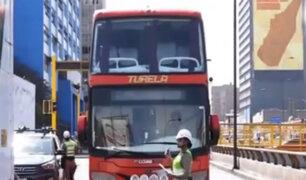 Operativo de ley: Policía de Tránsito impone papeletas a malos conductores