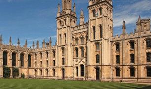 EEUU: Oxford es la primera universidad del mundo en aplicar tecnología antifalsificación