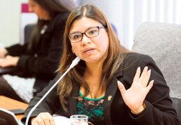 Lizbeth Robles: Fiscal de la Nación denuncia constitucionalmente a excongresista