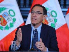 Mandatario Martín Vizcarra se reunirá con el vicepresidente de EEUU