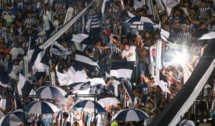 La Victoria: hinchas de Alianza Lima desatan balacera alrededor de estadio Matute