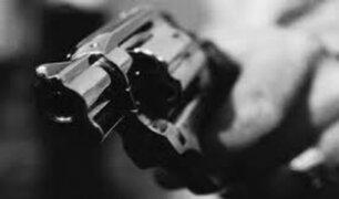 SJL: hijo de policía mató de un balazo en la cabeza a su amigo
