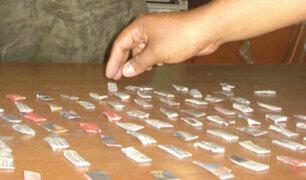 La Victoria: desbaratan a clan familiar que estaría dedicado a la venta de drogas