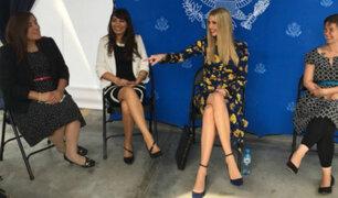 Cumbre de las Américas: Ivanka Trump deslumbró con su presencia en Lima