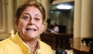 Lourdes Alcorta envió carta notarial a Kenji Fujimori exigiendo que se rectifique