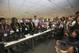 Guardan minuto de silencio en Cumbre de las Américas por periodistas asesinados