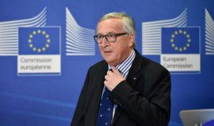 La Unión Europea y la OTAN expresan respaldo al ataque de EEUU contra Siria