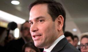 Cumbre de las Américas: Senador de EE.UU Marco Rubio critica a Venezuela y Cuba