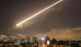 Ataque a Siria: Rusia condena bombardeo ordenado por Trump