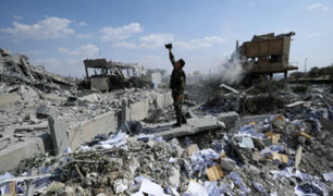 Potencias divididas: ataque de EEUU a Siria divide al mundo