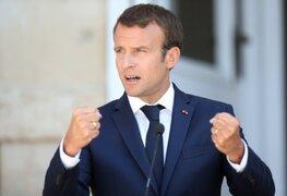 """Macron lamentó comentarios """"irrespetuosos"""" de Bolsonaro hacia su esposa"""