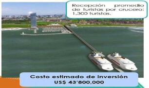 Nuevo terminal portuario se construiría en Miraflores