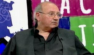 """Sergio Markarián: """"cuando me fui quedó una lista de 30 jugadores"""""""