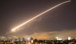 Especialista considera que ataque de EEUU a Siria no tendrá repercusiones militares