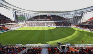Ekaterimburgo Arena: se reinauguró estadio donde jugará Perú vs. Francia