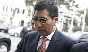 Corte Superior del Callao notificó levantamiento de inmunidad parlamentaria de Mamani