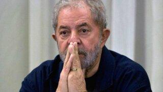 Expresidente Lula da Silva envía carta desde prisión a sus seguidores
