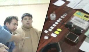 Cajamarca: suplantadores cobraban 10 mil soles para resolver exámenes de admisión