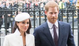 Sepa donde será la luna de miel del príncipe Harry y Meghan Markle
