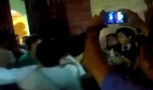 Estudiantes de la Universidad Villarreal suspenden protesta