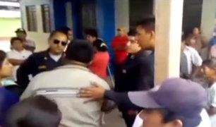 Piura: acusan a profesor por tocamientos indebidos a escolar