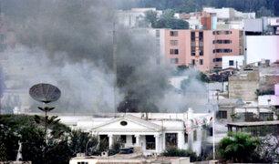 Chavín de Huántar: recrean rescate 21 años después de exitosa operación