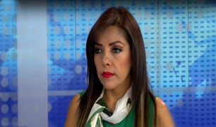 """Alejandra Aramayo: """"Celebración de arresto domiciliario a senderistas daña la integridad del país"""""""