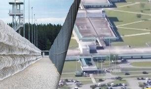 EEUU: 7 reos muertos, 17 heridos deja pelea dentro de cárcel en Carolina del Sur