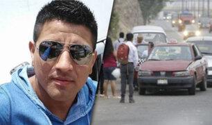 Según el Comercio, conductor de colectivo registra 147 multas y 28 órdenes de captura