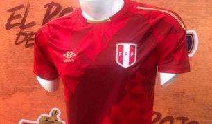 Esta es la nueva camiseta de edición limitada para la Selección Peruana
